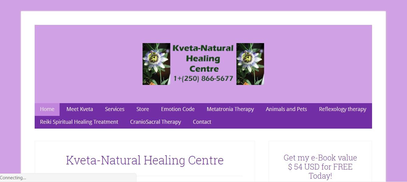Kveta Natural Healing Centre