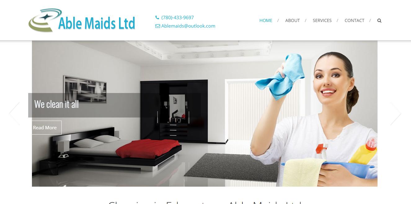 Able Maids Ltd.